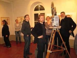 IMG 7958klein-300x225 in Stummfilmpianist Richard Siedhoff - ein vergnüglicher Abend und 311,50 Euro Spenden